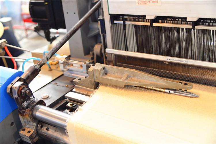 E-Jacquard Hotel Cotton Towel Weaving Air Jet Loom Machinery