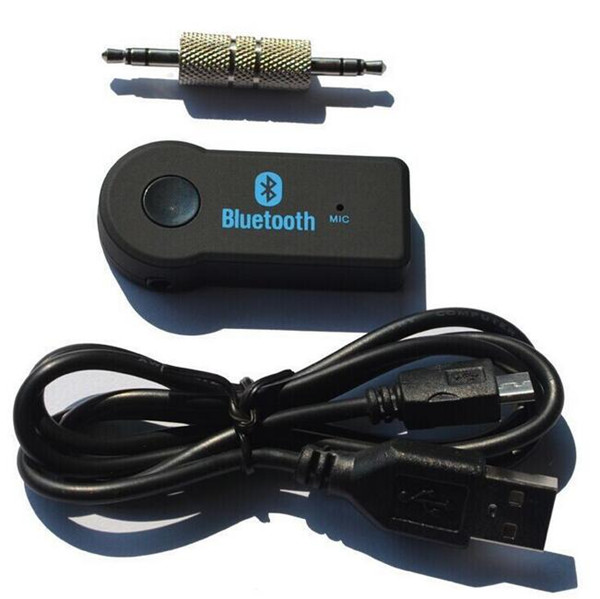 Handsfree Audio Receiver Bluetooth Connector for Car