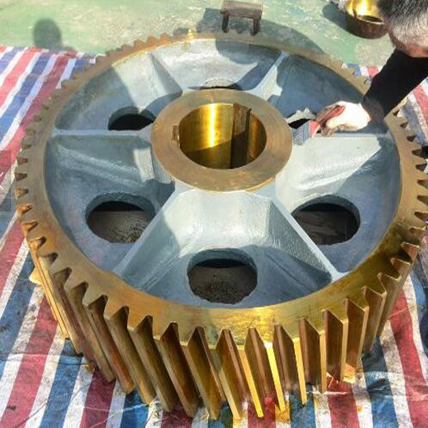 Bevel Cone Angular Gear Wheel From Matata