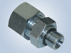 Metric Thread Bite Type Tube Fittings Replace Parker Fittings and Eaton Fittings (STUD ENDS WITH O-RING SEALING)