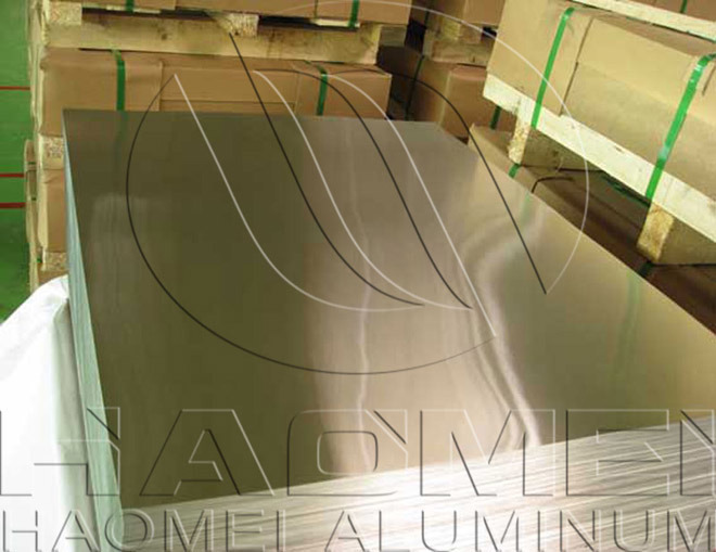 AA8011 Aluminium Sheet (for Deep Drawing Caps)
