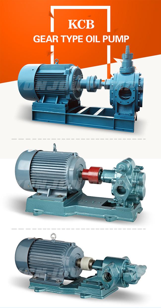 KCB Electric Oil Gear Pump