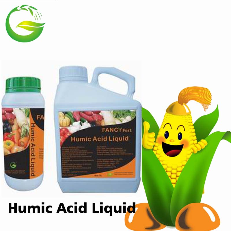 Liquid Alga Organic Fertilizer Seaweed Extract Foliar Fertilizer