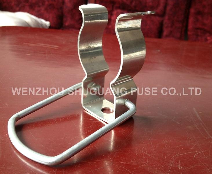 High Voltage Fuse Clip Medium Voltage Fuse Holder Fuse Base Accessories Copper