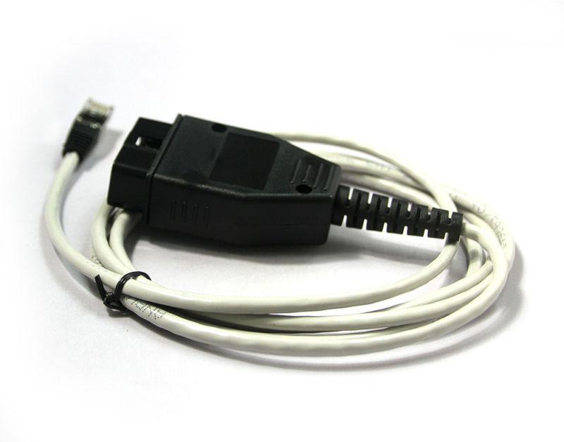 Enet Ethernet to OBD Cable OBD2 Diagnostic Scanner for BMW