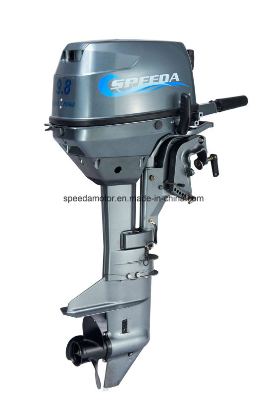New Popular Models 9.8HP 2 Stroke Outboard Boat Engines