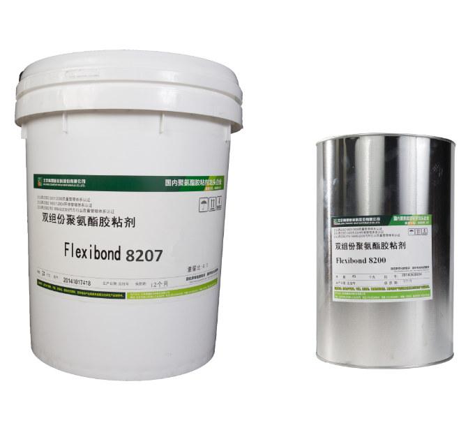 Two Component PU Adhesive Sandwich Panels Laminating and Multi-Purpose Bonding (Flexibond 8207)
