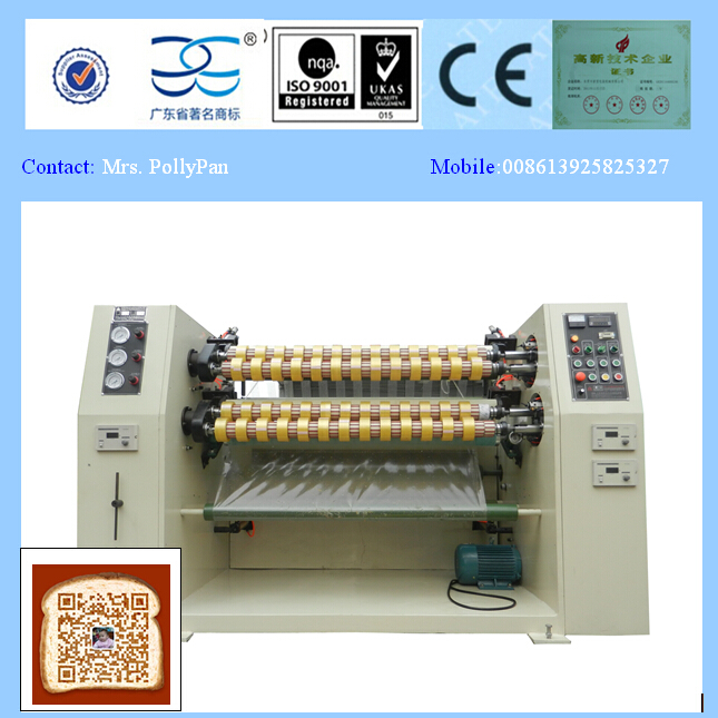 Slitting Machine for Super Tape BOPP Tape