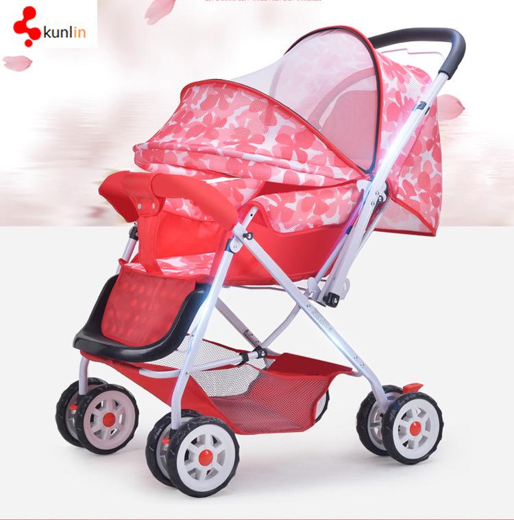 Baby Stroller, Pushchair, Pram, Carrier