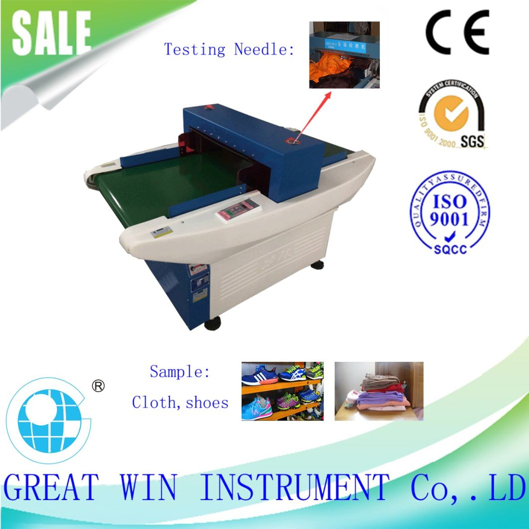 Auto Conveyor Model Food Needle Detector, Metal Detector (GW-058A)