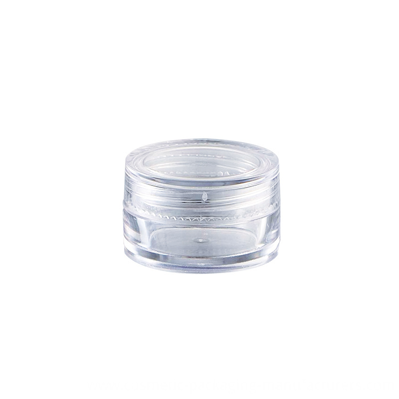 5ml 10ml Plastic Cosmetic Jar (NJ01B)