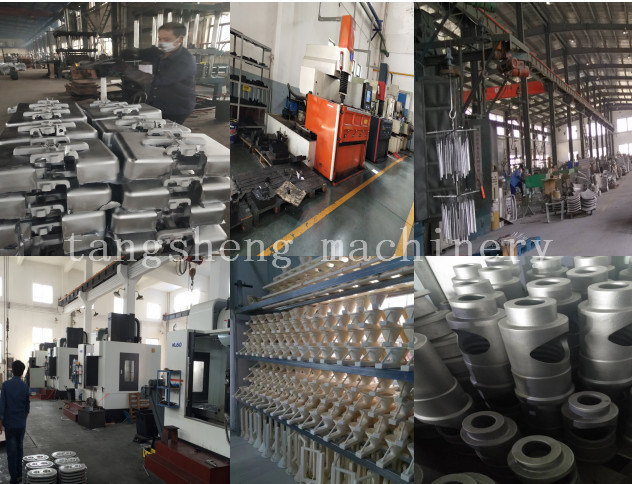 Motorcycle Spare Parts Factory