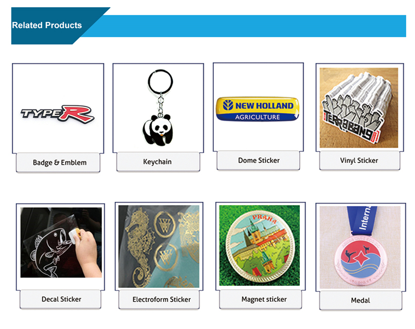 UV Resistant Die Cut Car Vinyl Sticker for Car Advertising