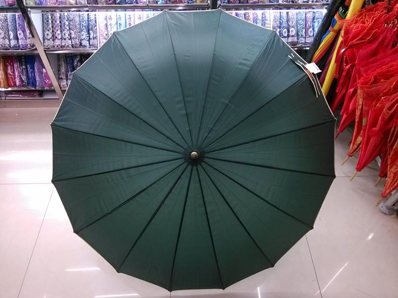 Auto Open Pongee 16k Straight Umbrella (JYSU-10)