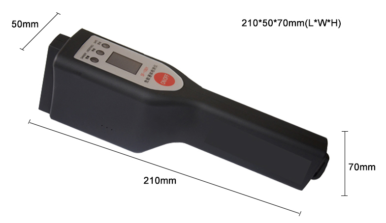 Security Ce/ ISO 9001 Certificated Dangerous Liquid Scanner and Held Liquid Detector for Checking Water