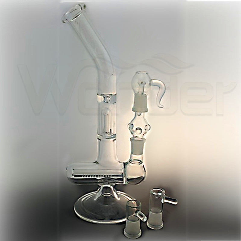 Fast Delivery Time and Gift Package Glass Water Pipe