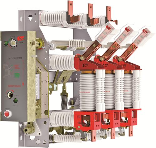 12kv Vacuum Load Break Switch AC Indoor Use