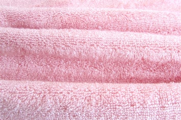 100%Bamboo Fiber Face Towel From China Factory