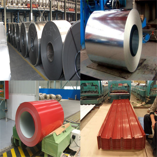 20 Years Production Experience Professional Manufacturer Galvanized Steel Gi