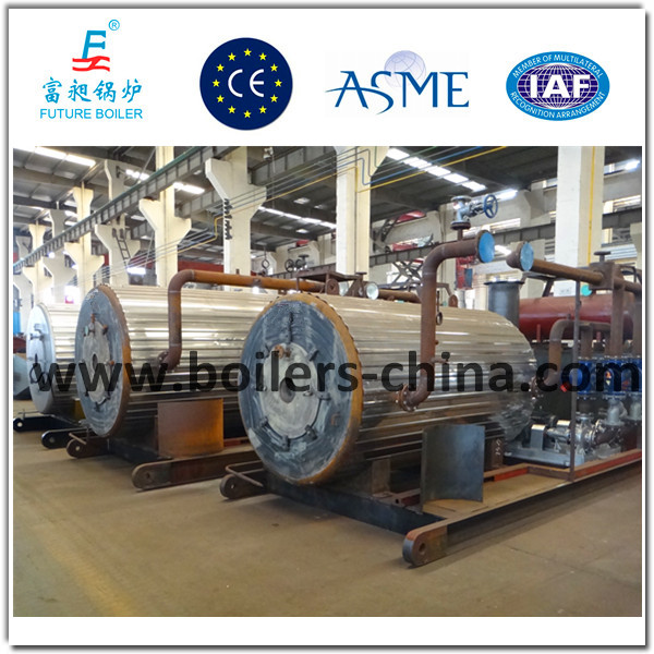 Industrial Thermal Fluid Oil Heater