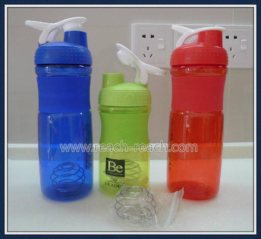 760ml Plastic Protein Blender Shaker Bottle (R-S045)