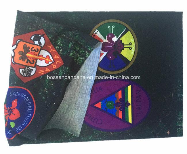 Custom Made Logo Printed Multifunctional Magic Snowboard Tube Headband Scarf
