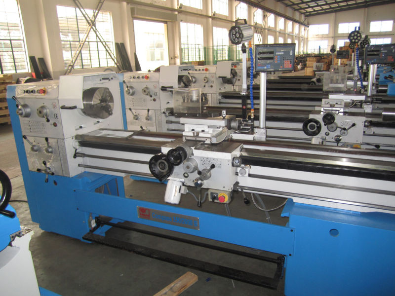 Tornos Lathe Spindle Bore 80mm Centre Length 1000mm 1500mm 2000mm (CD6250C)