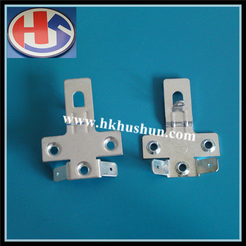 ISO9001 Metal Stamping Processing, Customized Stamping Shrapnel (HS-BS-0058)