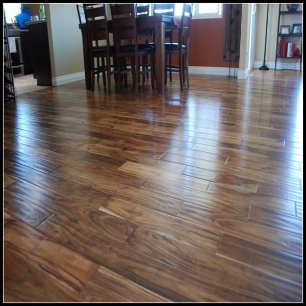 Prefinished Solid Acacia Hardwood Flooring