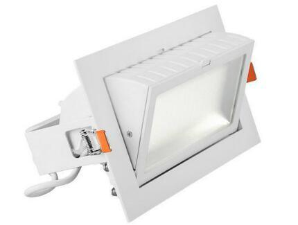 5730SMD Samsung LED Shop Light with Rotating Head