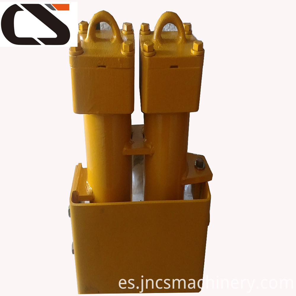 SD22 Bulldozer Transmission Refined Oil Filter assy