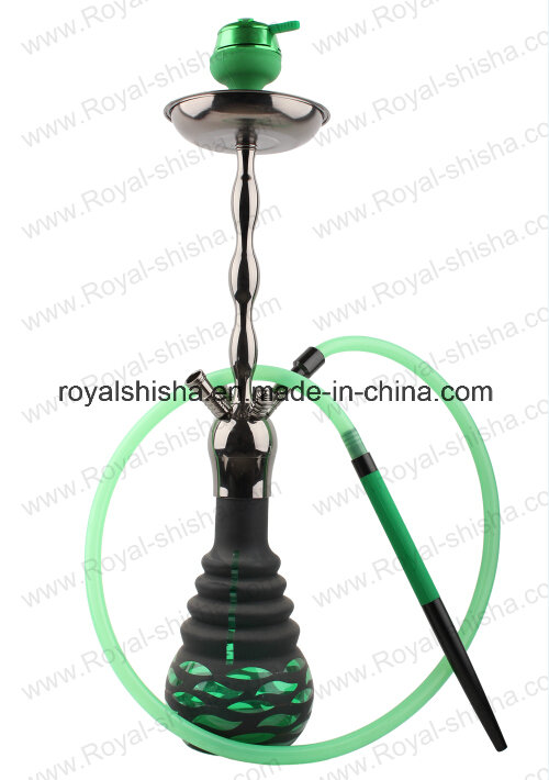 2016 New Germany Zinc Alloy Kaya Shisha Amy Deluxe Hookah