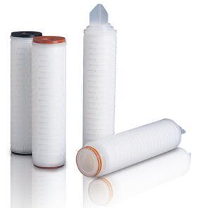 10'' 20'' 30''pp Pleated Filter Cartridge for Water Pre-Filtration