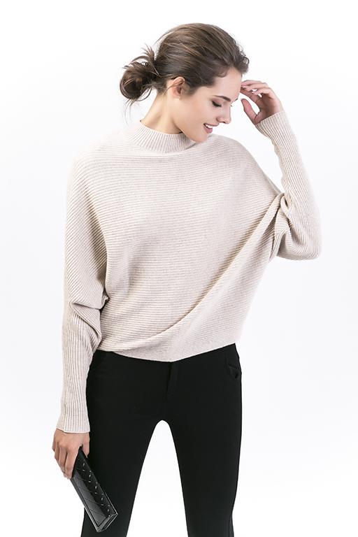 Women's Round Neck Pullover