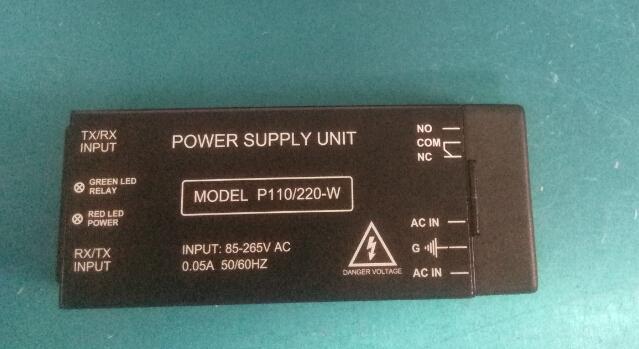 Power Supply Control Unit (P110/220-W)