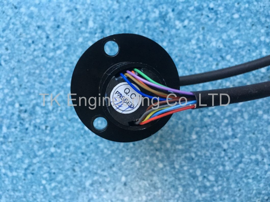 Gtk-Cm428 Capsule Under 50 Mbps 32-Circuit Slip Ring