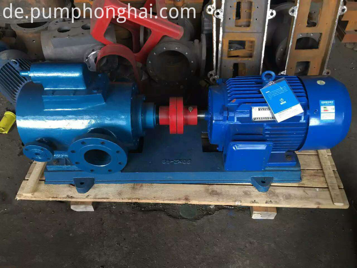 Hydraulic Screw Pump