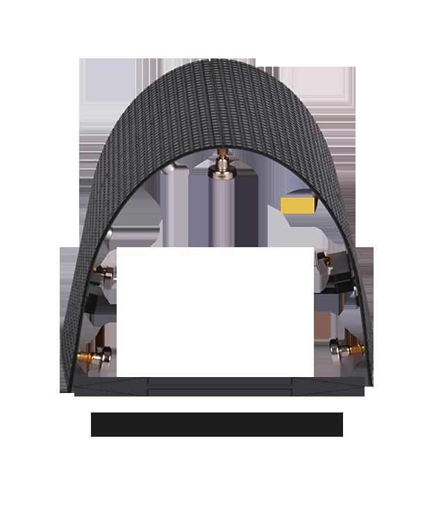 Flexible Small Soft Led Display Module