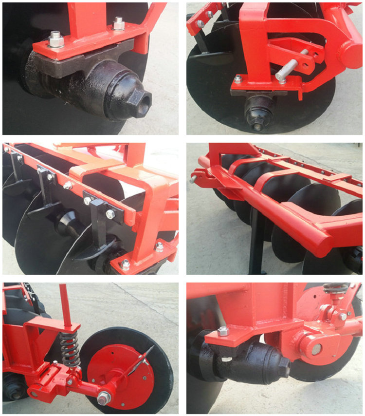 Paddy Field Dicc Plough for Southeast Asia Market