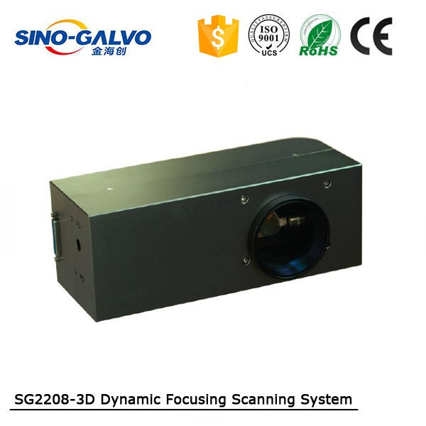 Sino-Galvo 3D Dynamic Foucs Business Industrial Galvo Scanner China