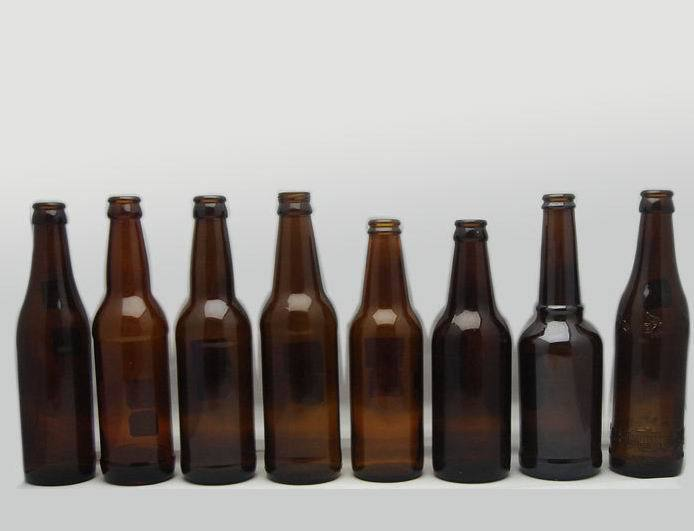 Wholesale Amber Glass Beer Bottle