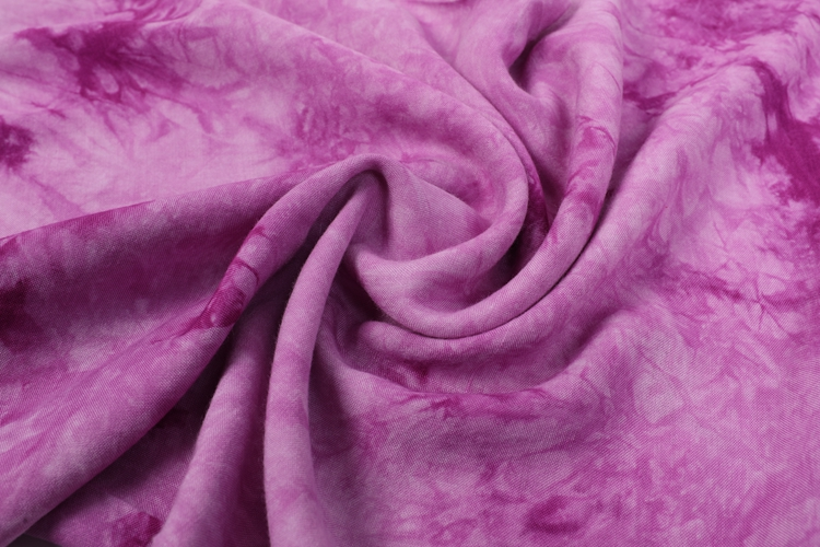 Tie Dyed Fabric