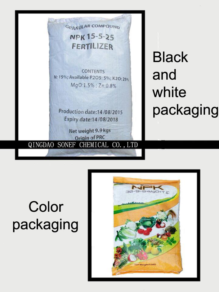 Top Quality Hot Selling Power Compound NPK Fertilizer