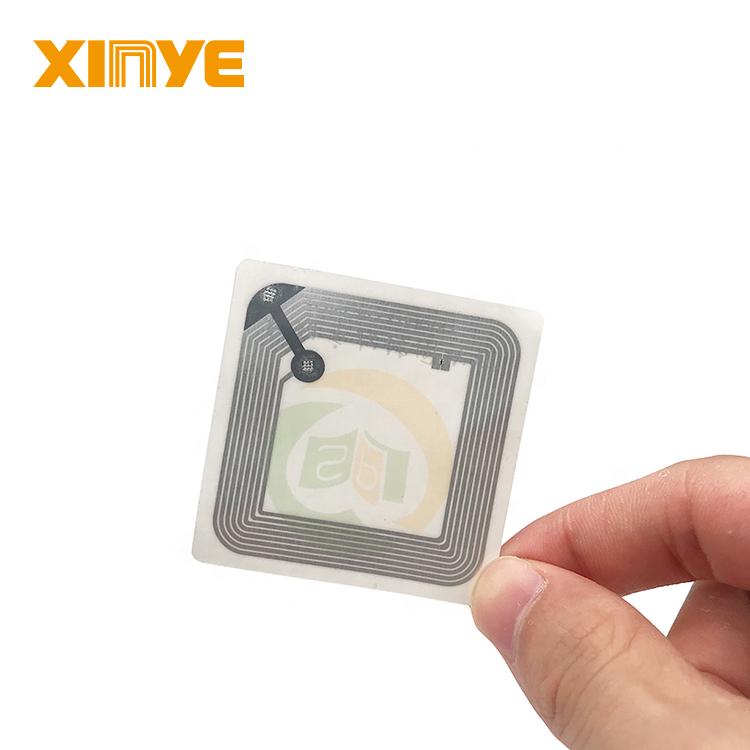 RFID Printable Library Tag Sticker Label