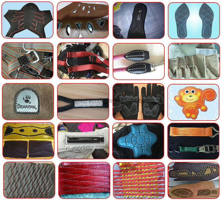 Automatic Heavy Duty Shoemaker Programmable Pattern Sewing Machine 2210g