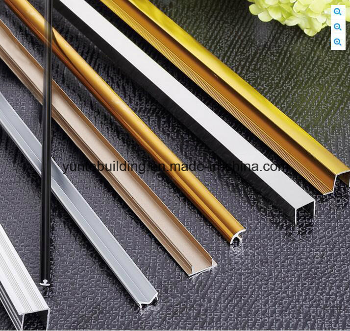 Metal Tile Edge Trim