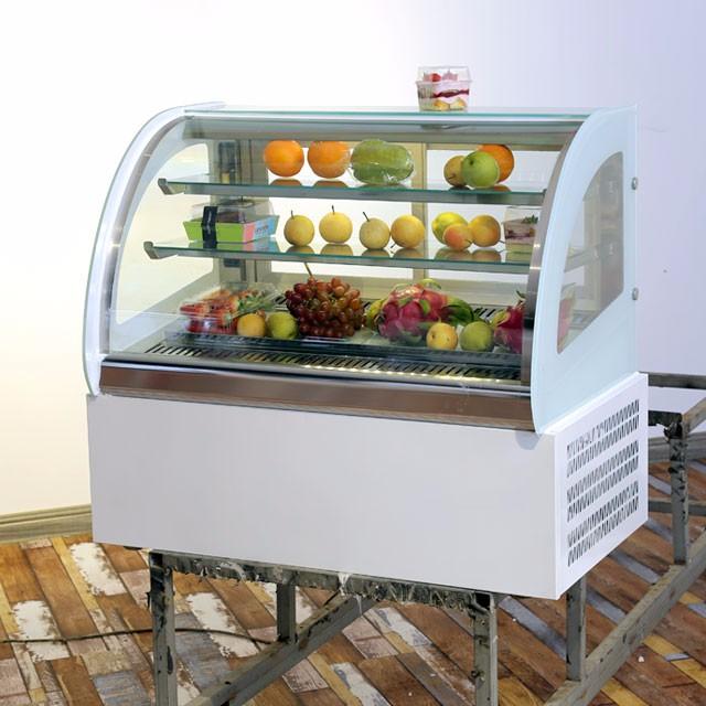 display bread cabinet refrigerator