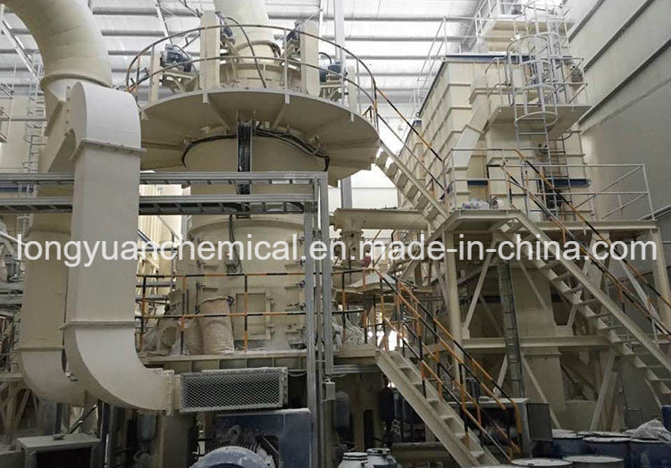 Top Quality Fine Chemical Calcium Carbonate with Factory