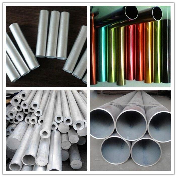 Aluminum Toothpaste Tube Aluminum Tube 6082