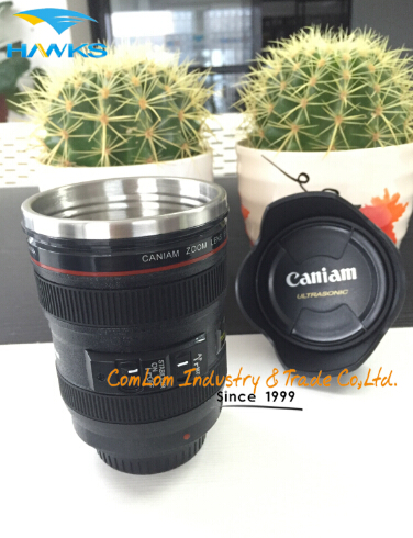 Camera Lens Coffee Mug (CL1C-E208)